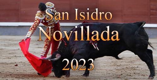 Entradas Novillada Feria de San Isidro 2018