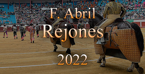 Entradas Rejones Feria de Abril 2018