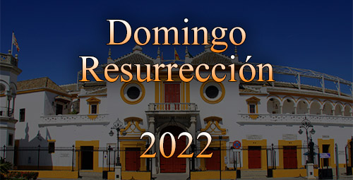 Billets Domingo de Resurrección Sevilla 2020